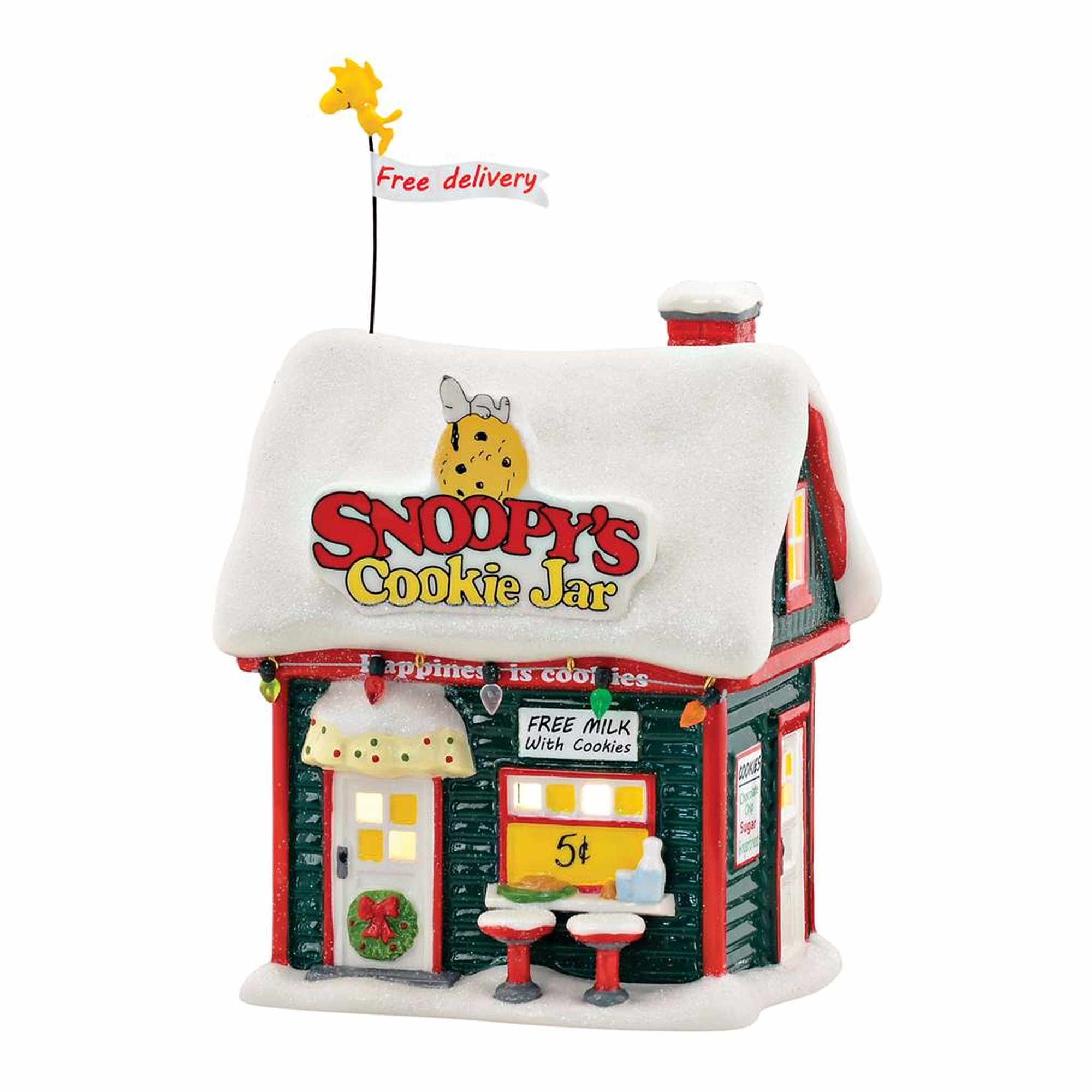 Snoopys Cookie Jar