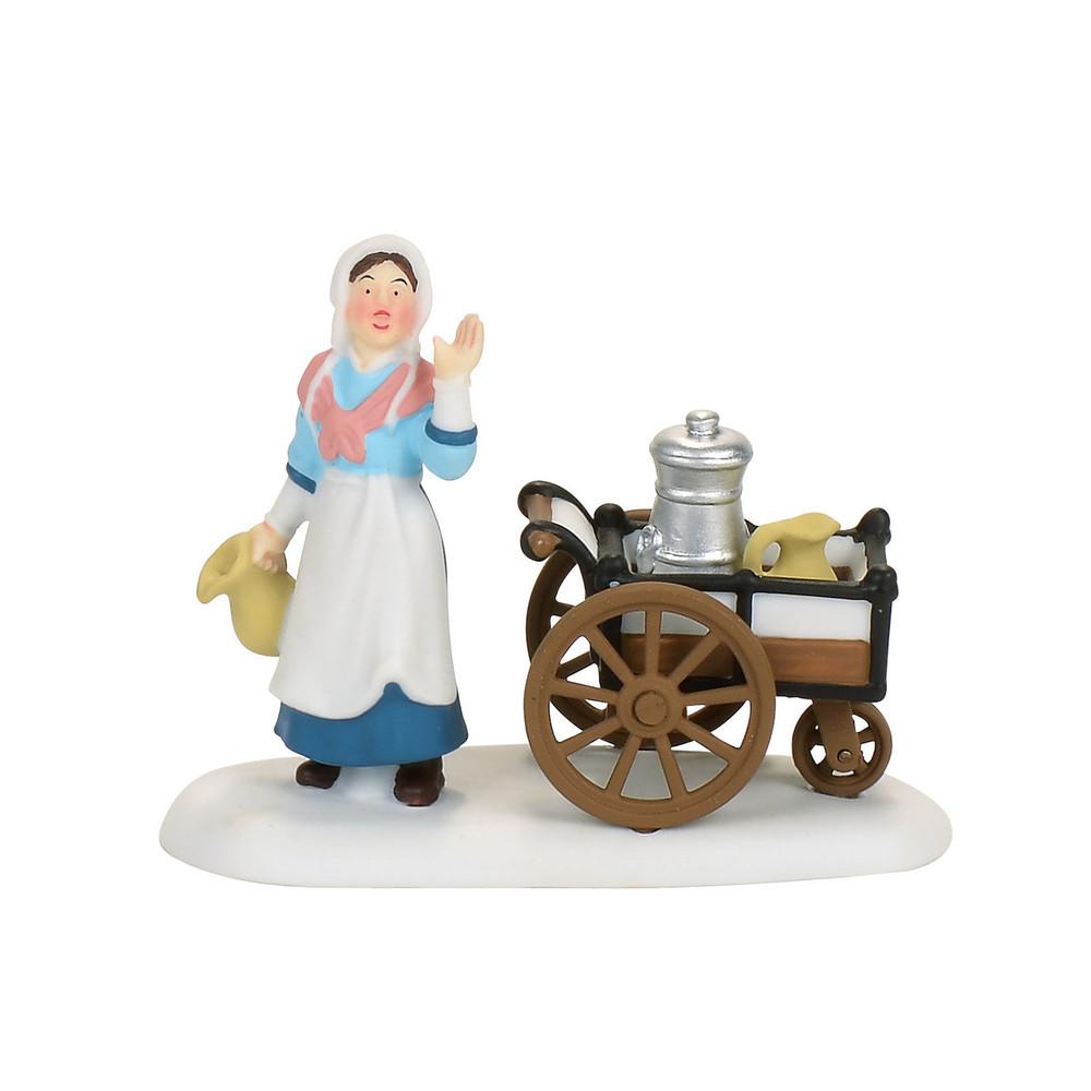 Victorian Milk Maid