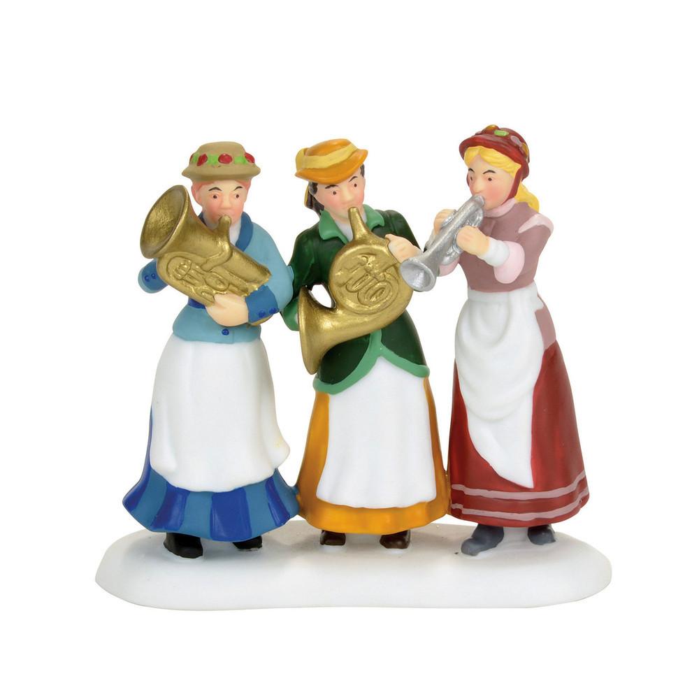 Ladies Auxiliary Brass