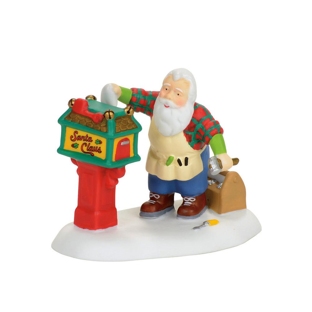 Off - Season Santa