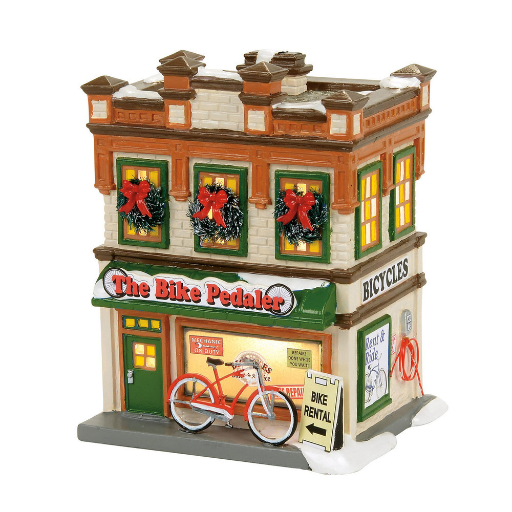 The Bike Pedaler Shop