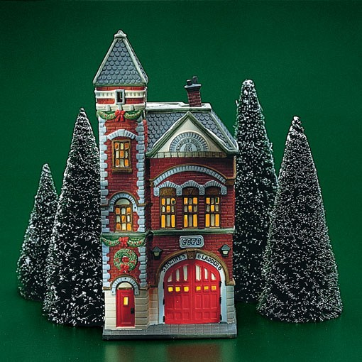 Department 56 Christmas In The City Retired