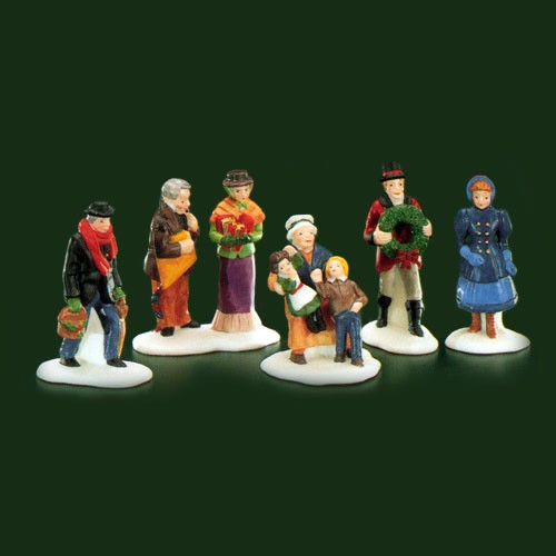 Department 56 55514 David Copperfield Characters