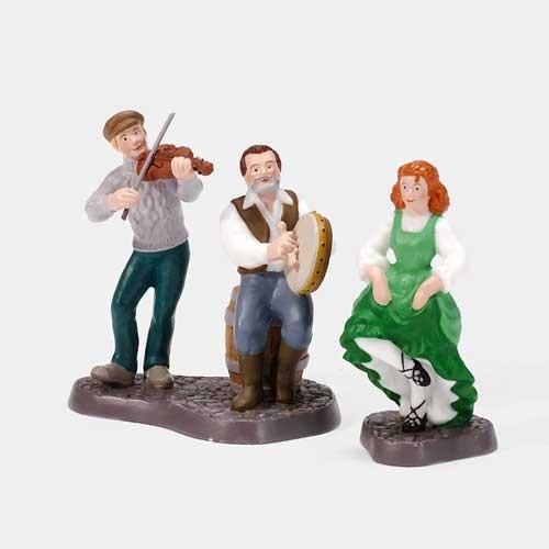 Dancing An Irish Jig