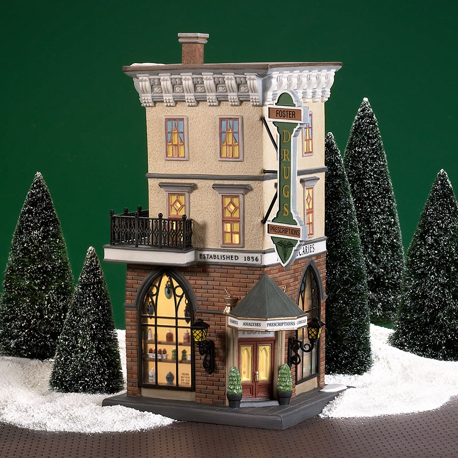 Department 56 Christmas Tree