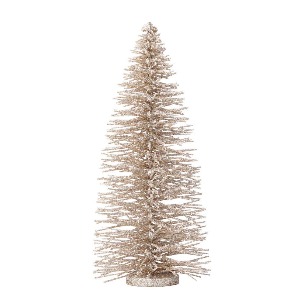 Department 56 6000264 Silver Glitter Tree