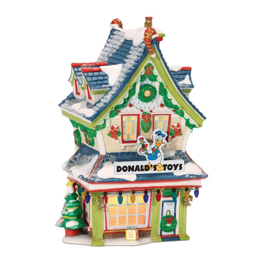 Donald's Toy Shop