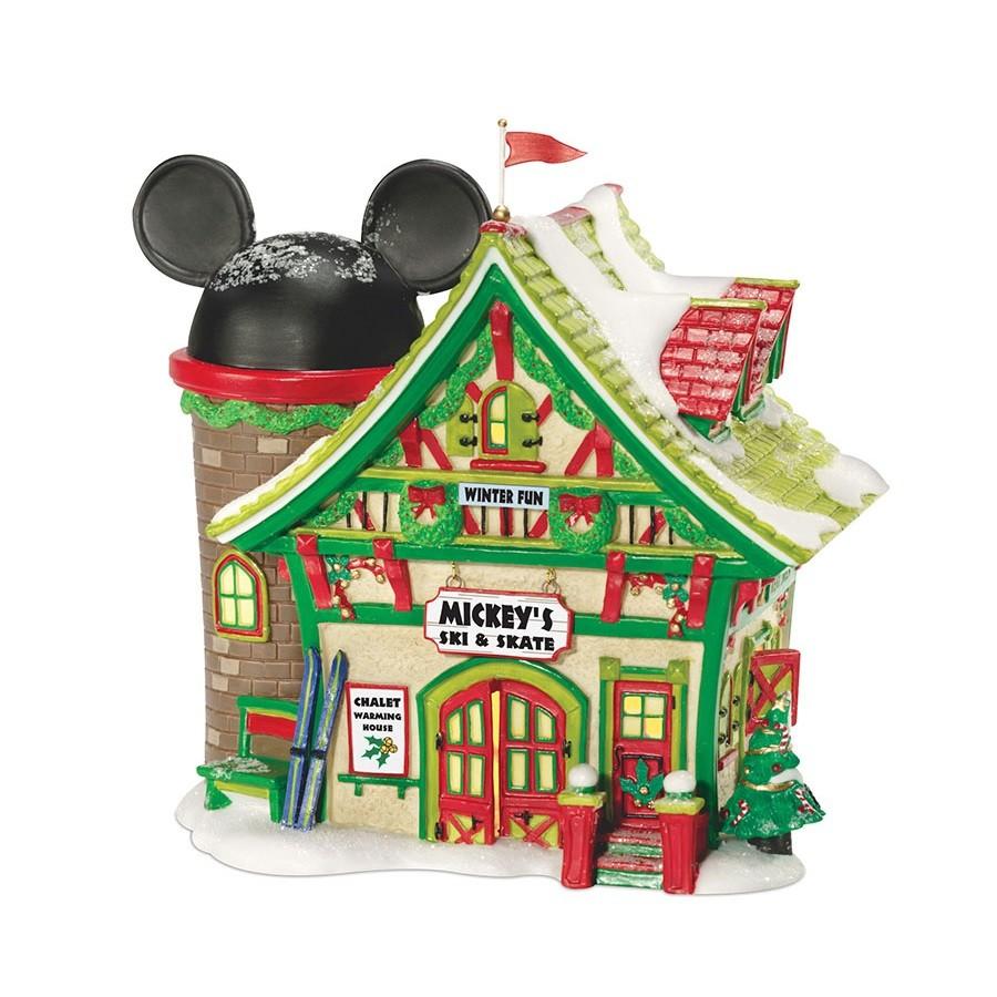 Mickey's Christmas Village