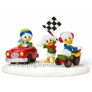 Little Race Cars - Huey, Dewey And Louie