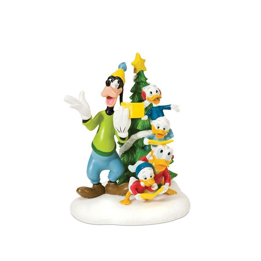 Christmas Carols With Goofy And Friends