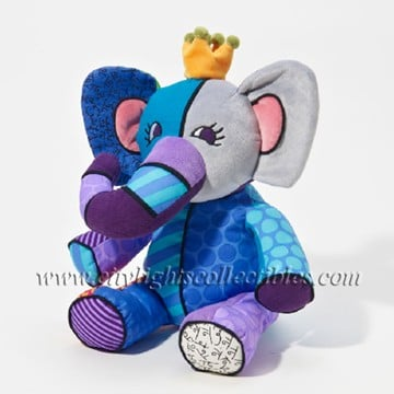 Jasper Elephant Plush - Small