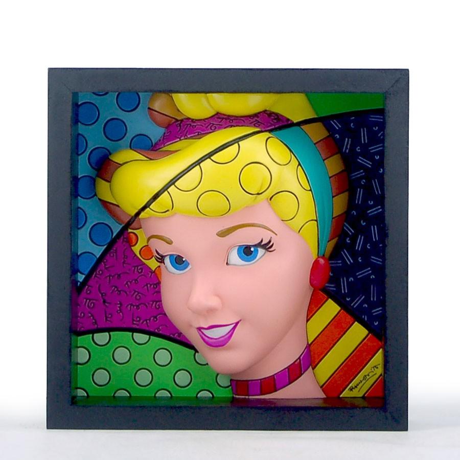 Pop Princess - Cinderella Pop Art Block