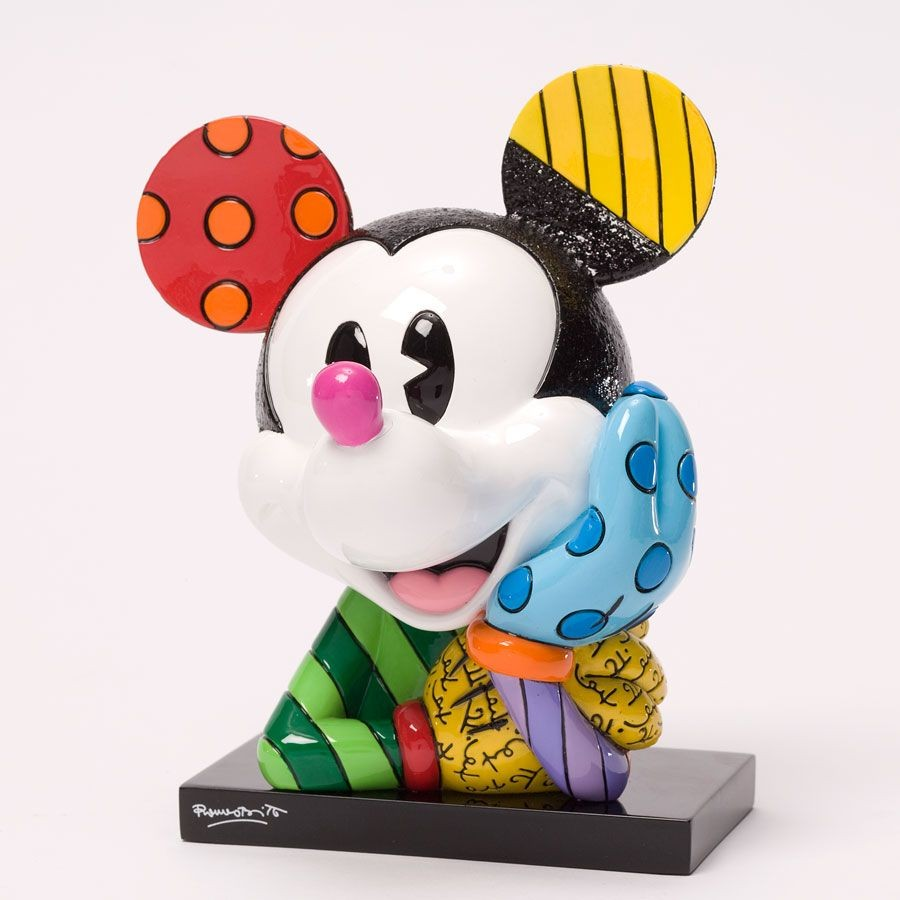 Mickey Mouse Bust