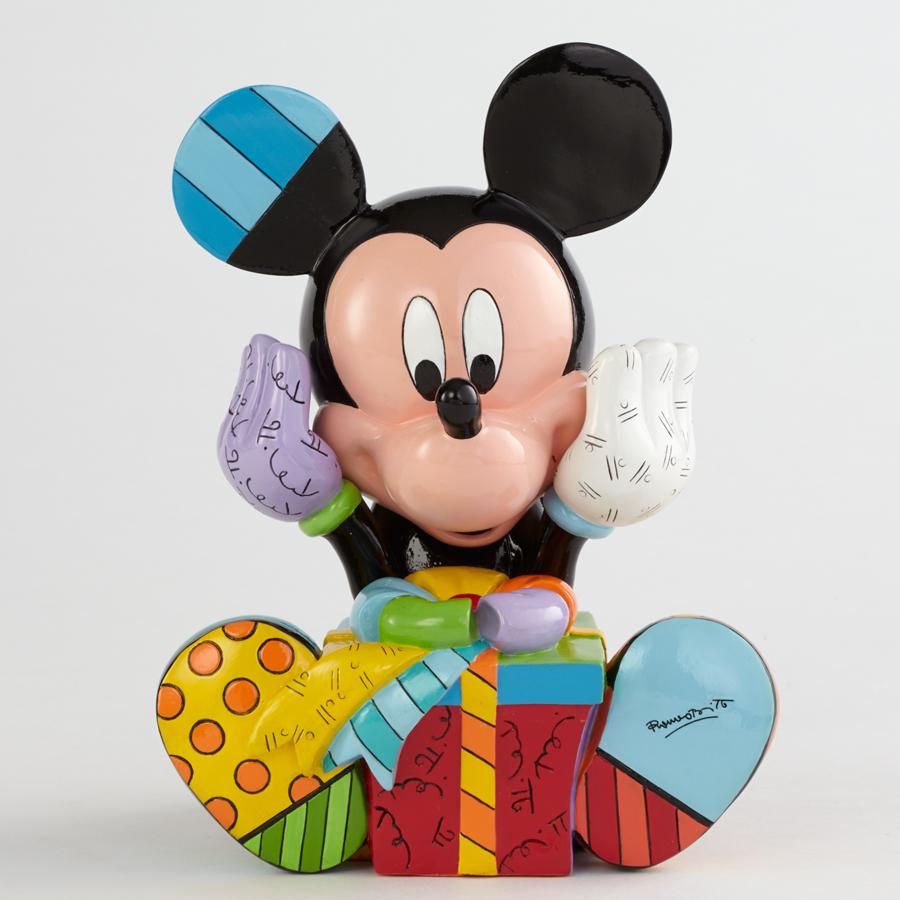 Mickey Birthday Figurine