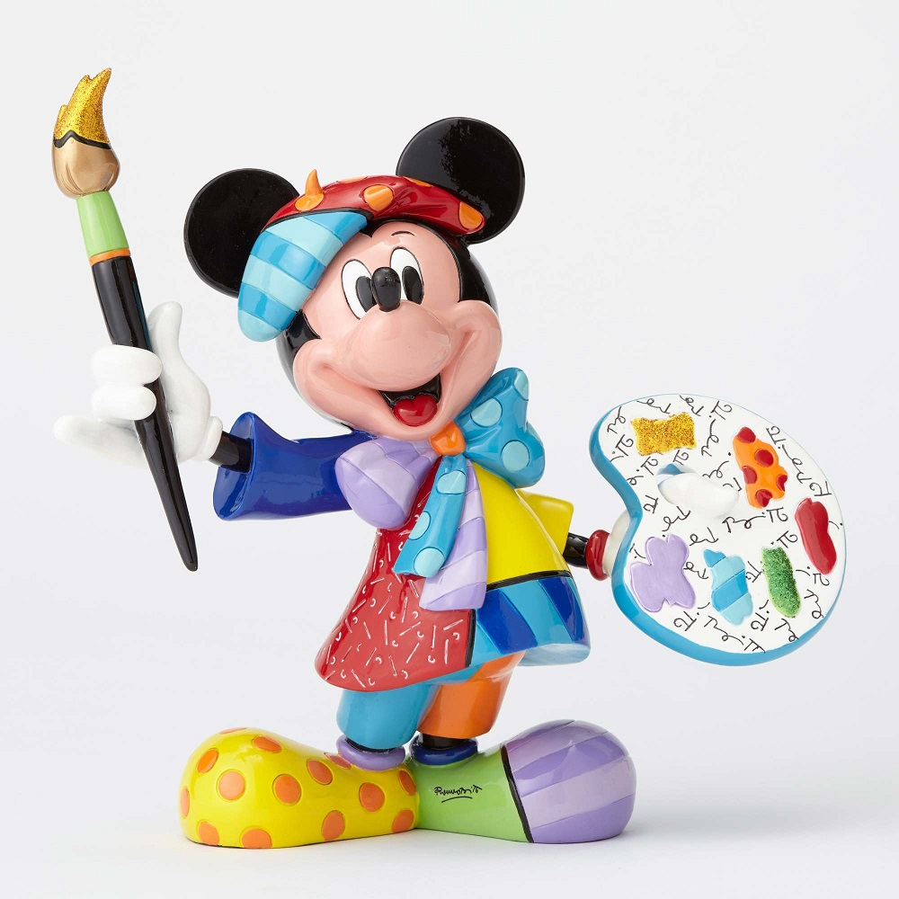 Artist Mickey Mouse