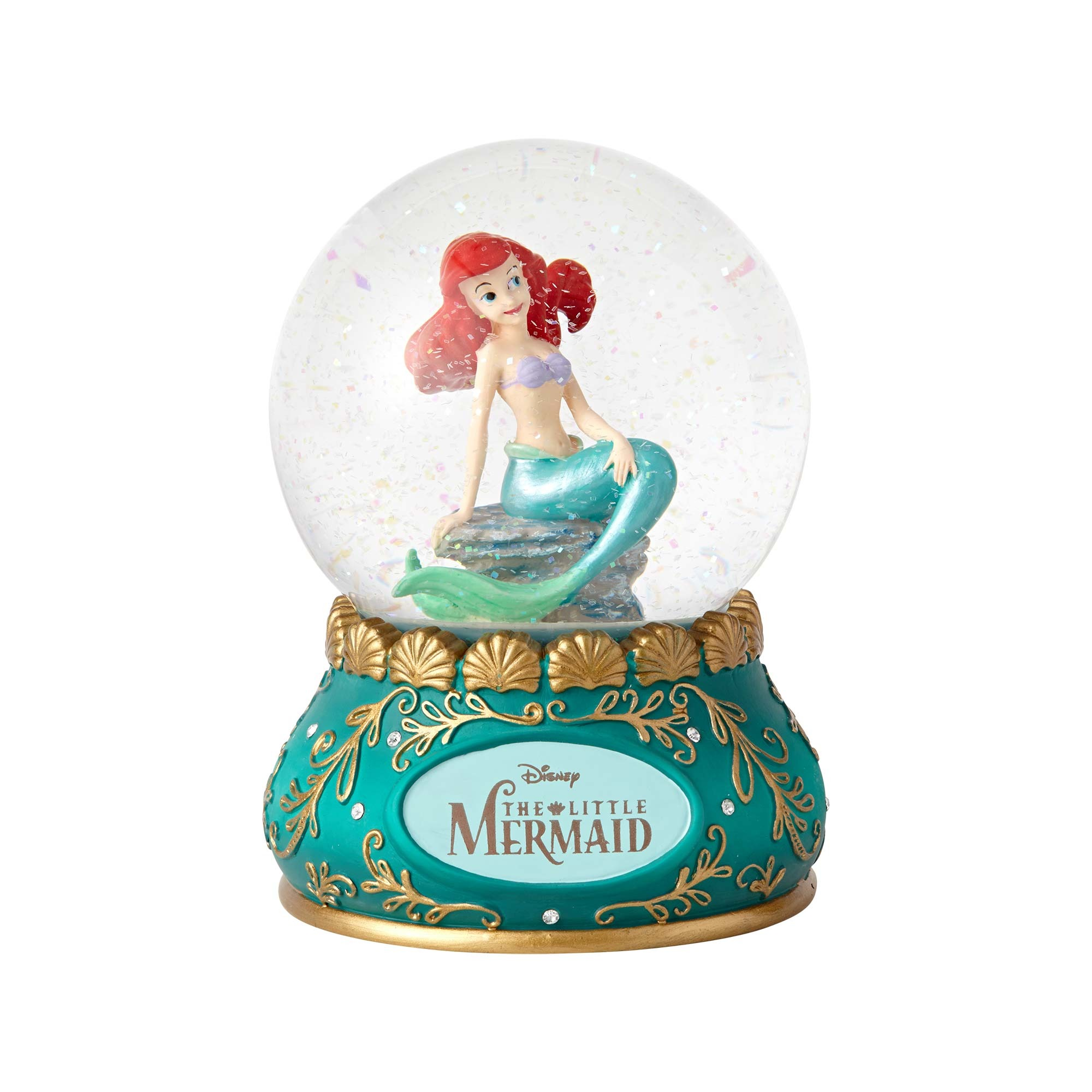 Ariel Water Globe