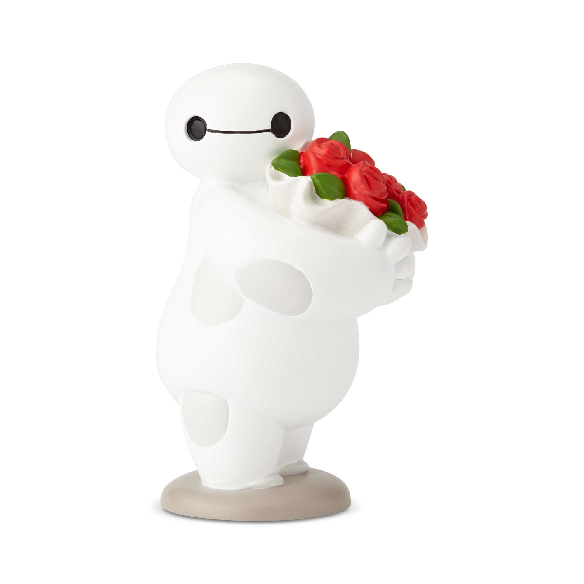 Baymax With Flowers