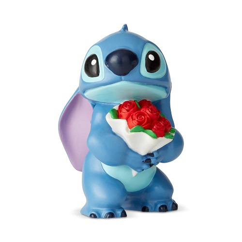Stitch With Flowers Mini