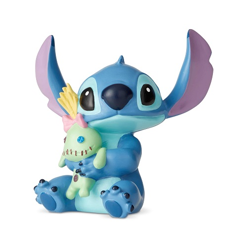 Stitch With Doll Mini