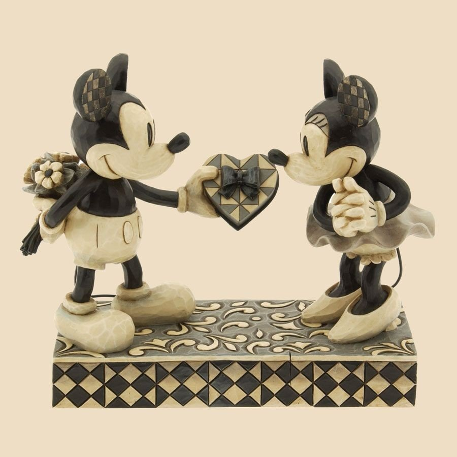 Real Sweethearts - Mickey and Minnie