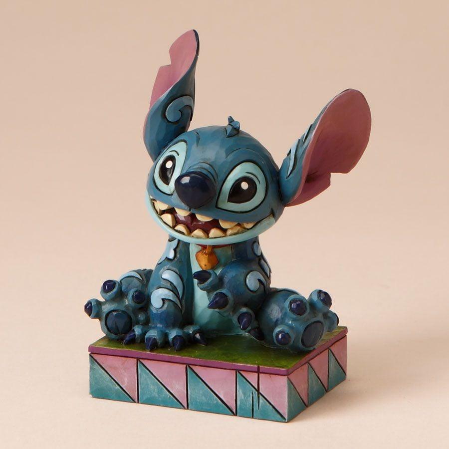 Ohana Means Family - Stitch Figurine