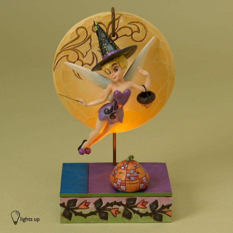 Tinker Bell : Moonlit Flight On An Autumn Night