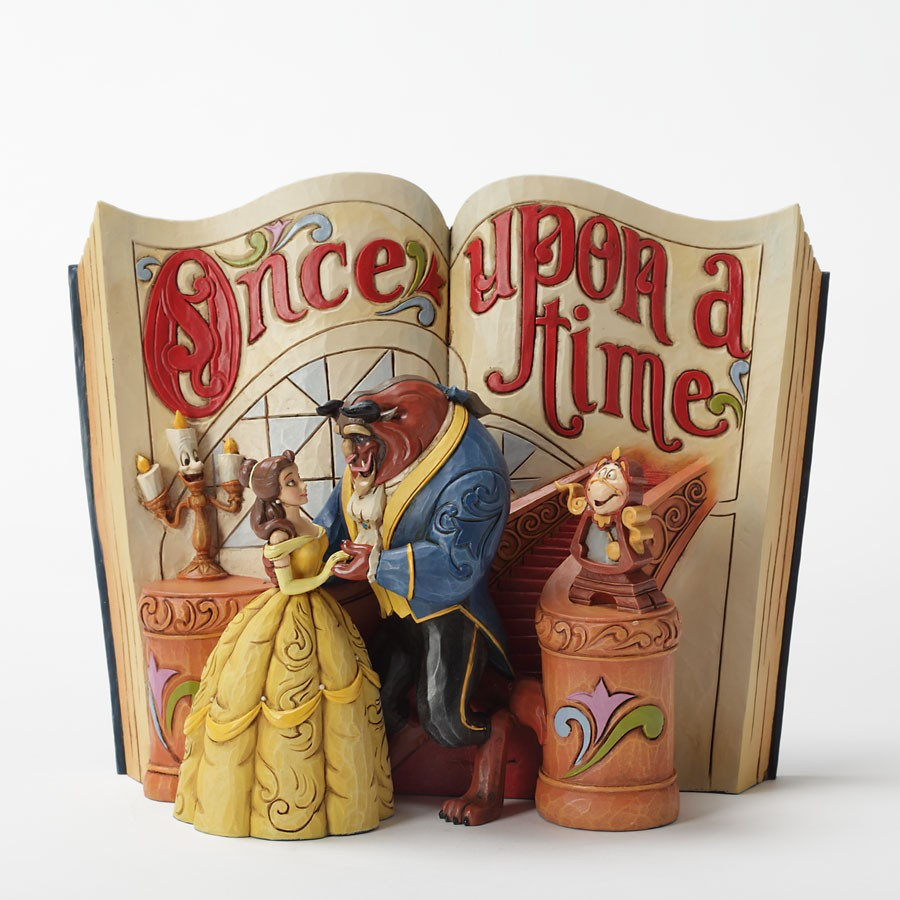 Love Endures - Belle - Beauty and the Beast Storybook