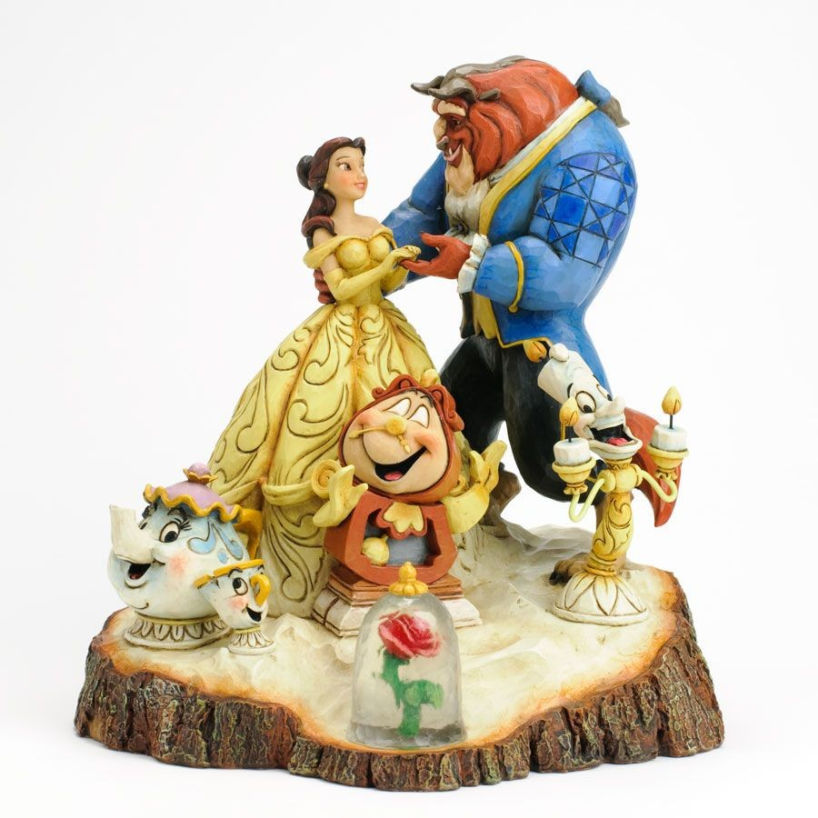 Tale as Old as Time - Beauty and the Beast