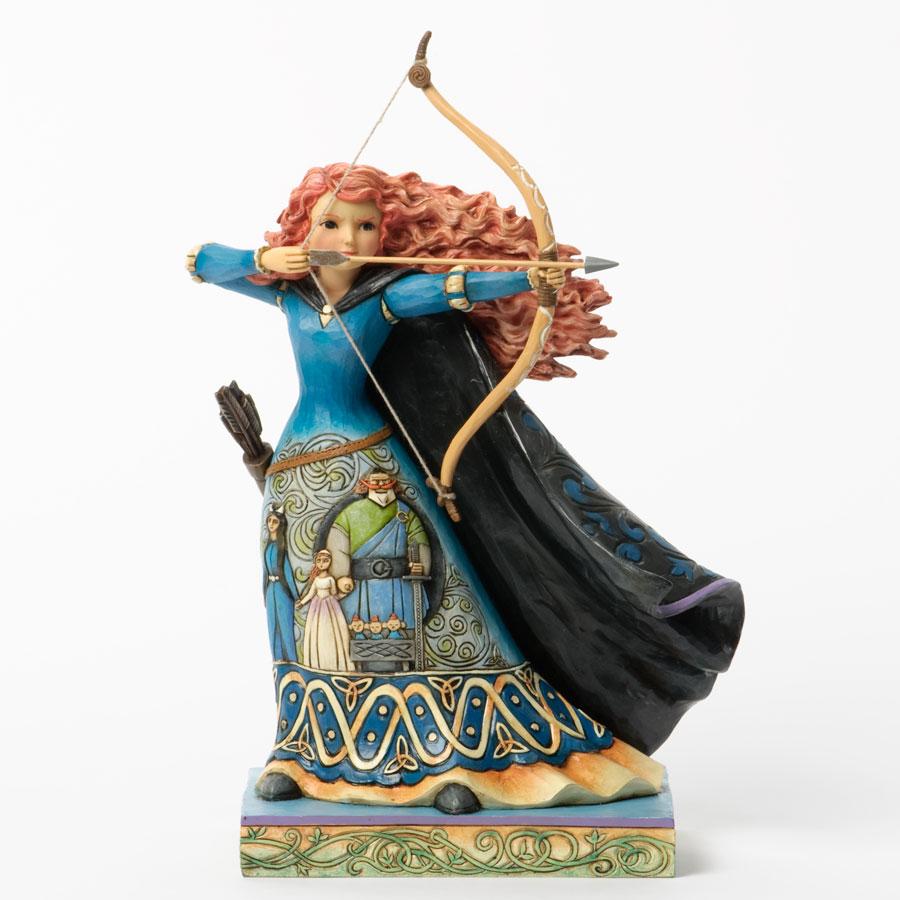 A Brave Princess - Merida from BRAVE