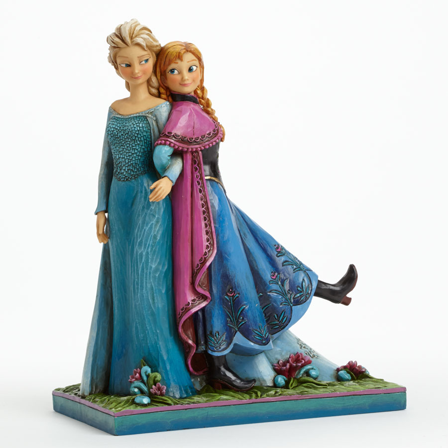 Sisters Forever - Anna and Elsa from FROZEN
