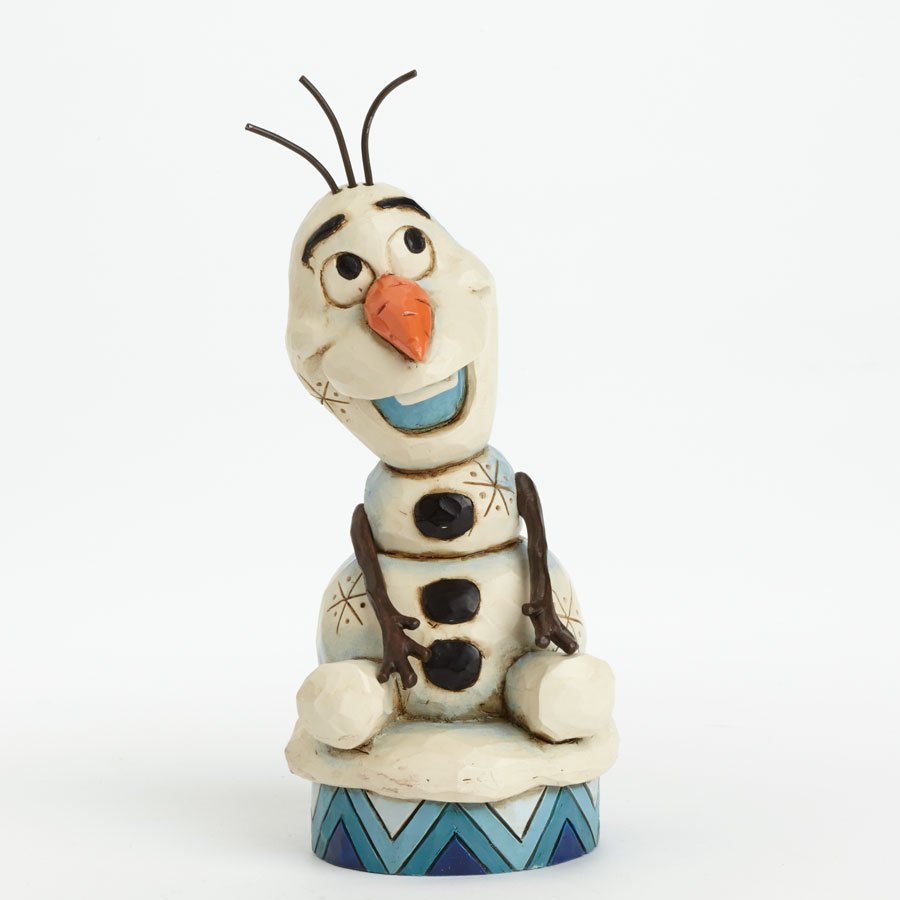 Silly Snowman - Olaf from FROZEN