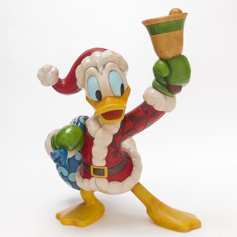 The Ring In Holidays - Donald Duck