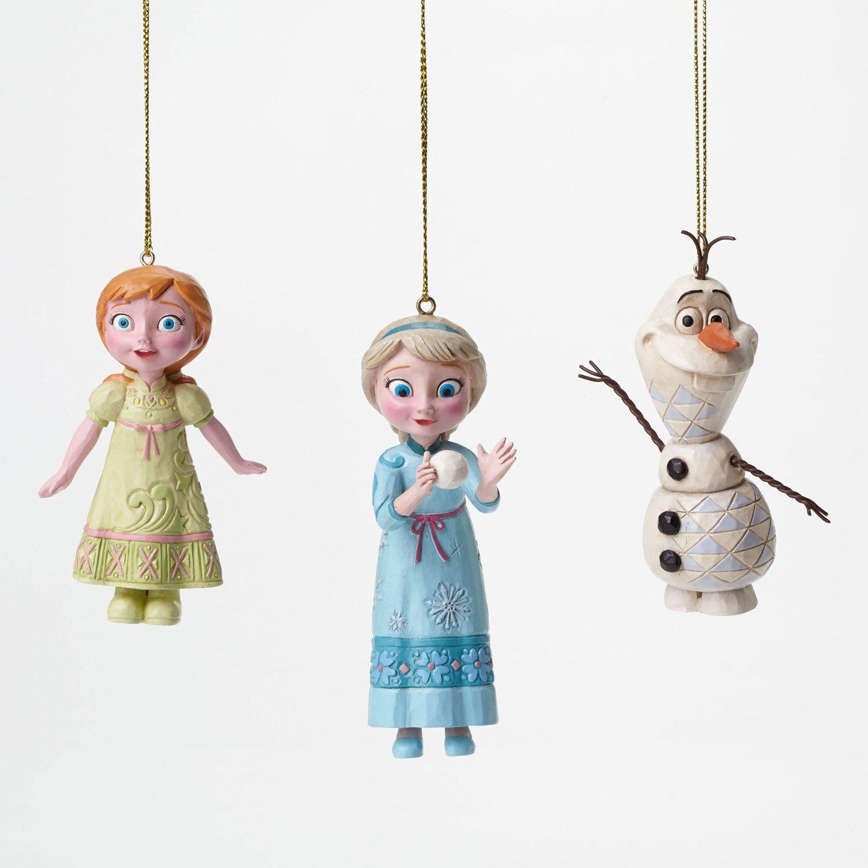 Frozen Ornament Set