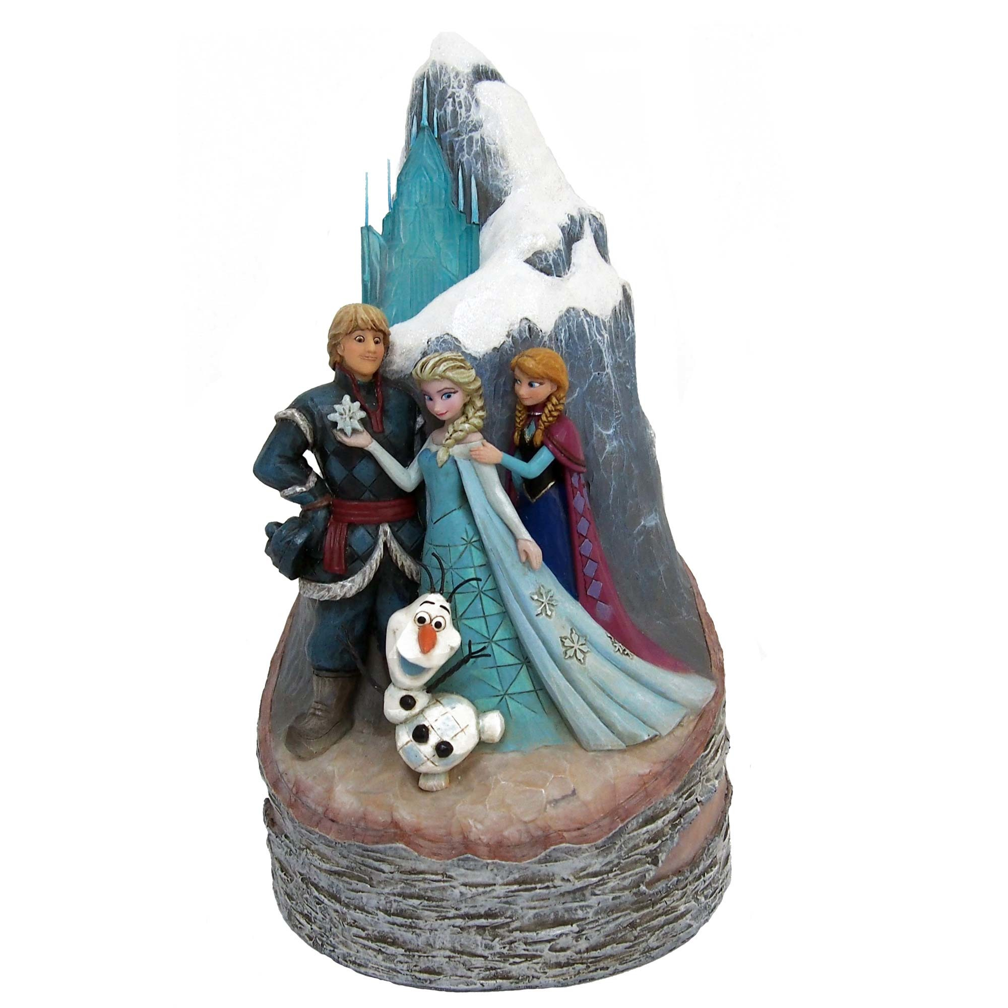 Frozen Carved By Heart - Worth Melting For