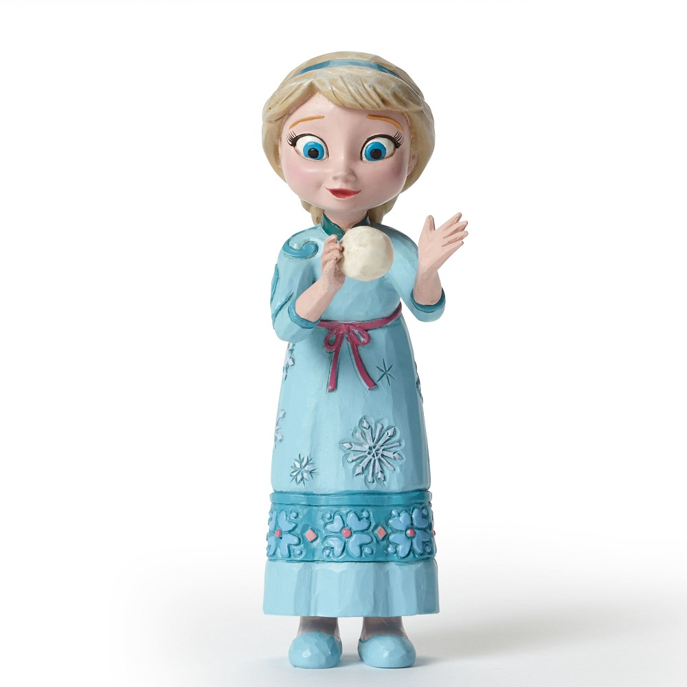 Young Else From Frozen