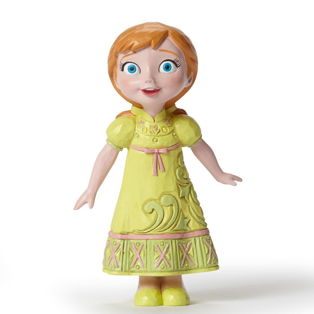 Young Anna From Frozen