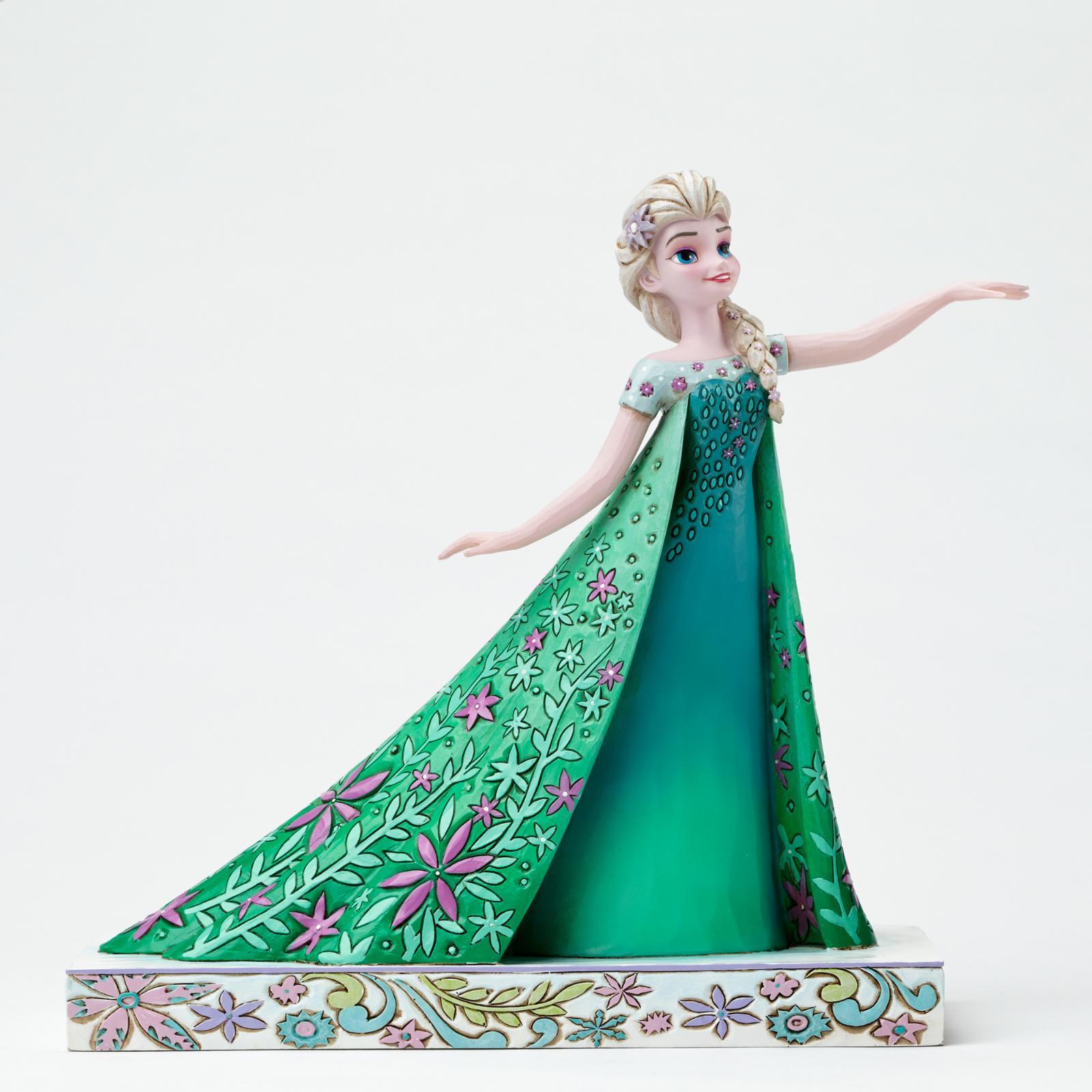 Elsa From Frozen Fever - Celebration Of Spring