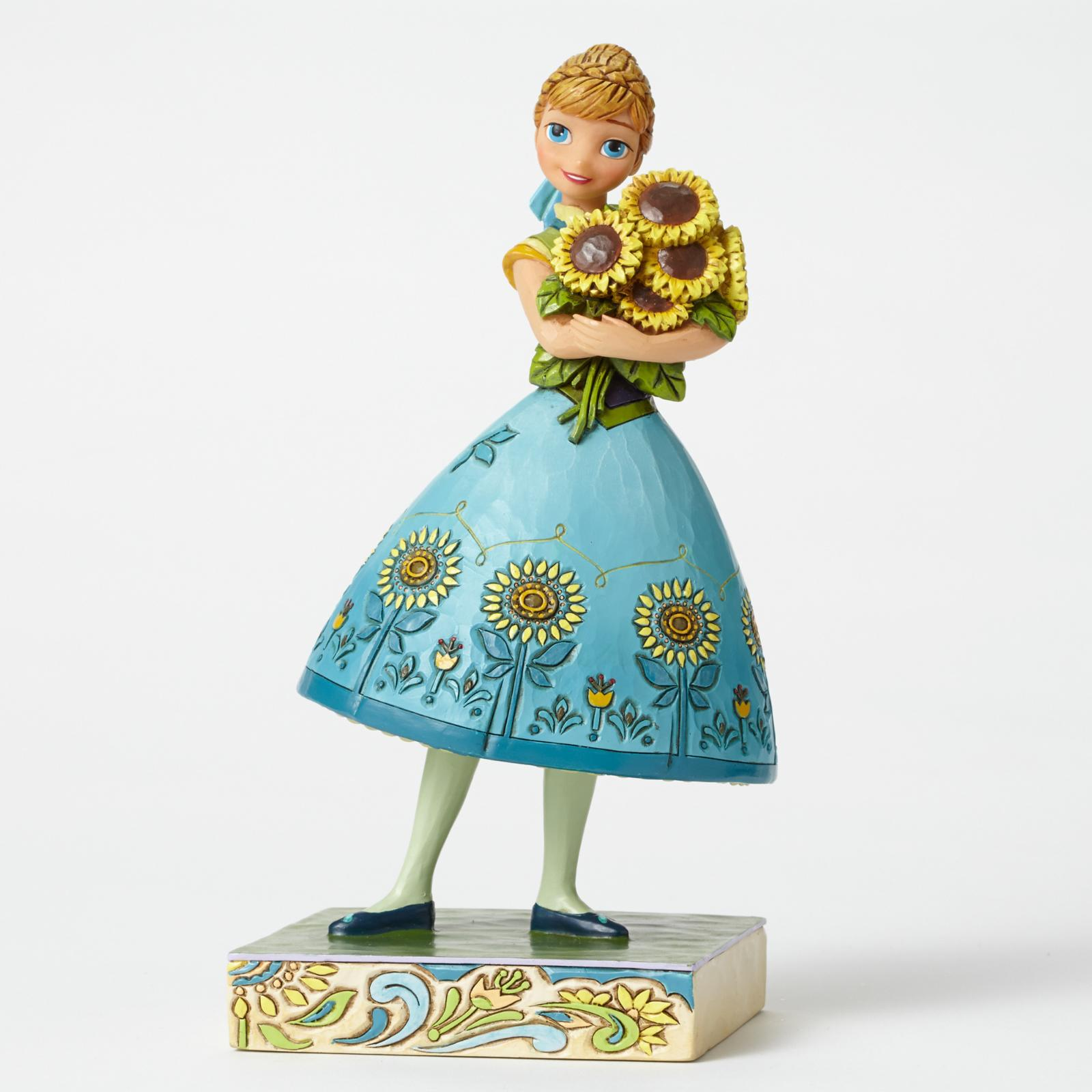 Anna From Frozen Fever - Spring In Bloom