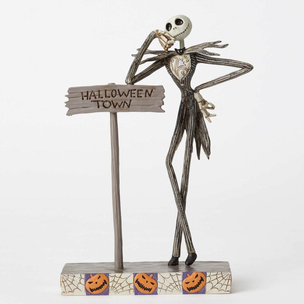 Welcome To Halloween Town - Jack Skellington