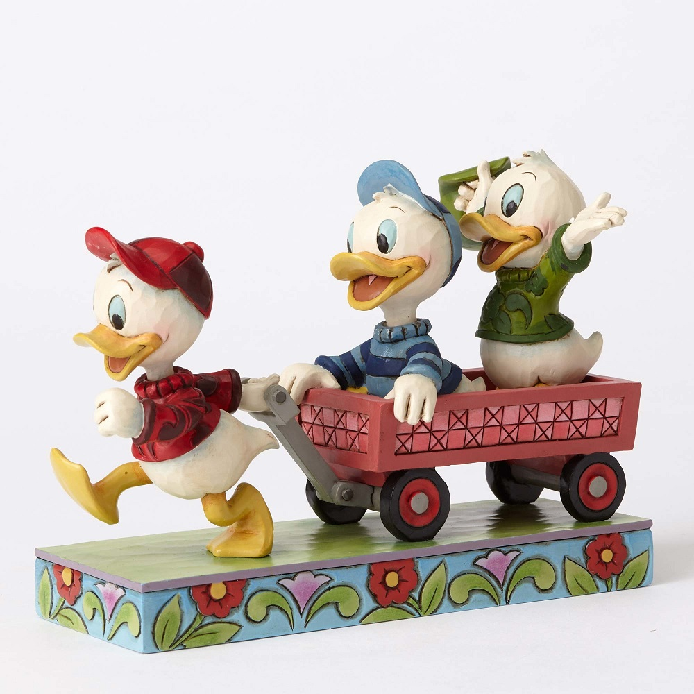 Here Comes Trouble - Huey, Dewey and Louie