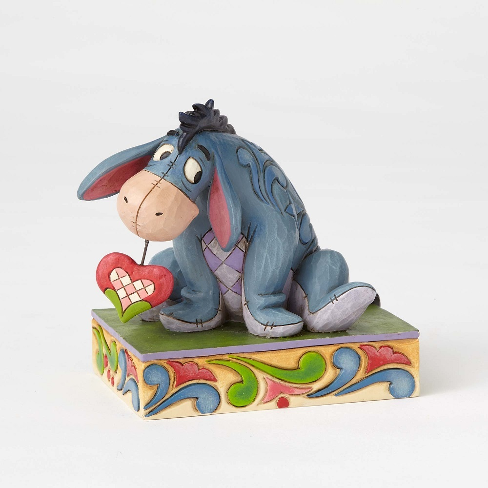 Heart on a String - Eeyore Personality Pose