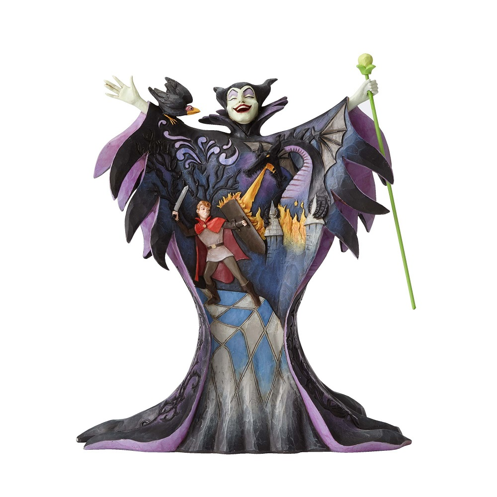 Malevolent Madness - Maleficent with Scene