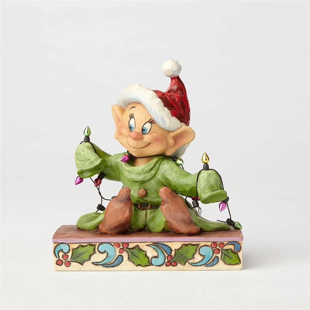Light Up The Holidays - Dopey With Christmas Lights