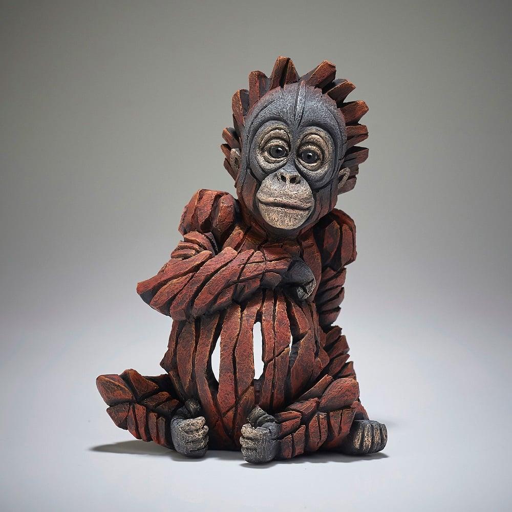 Baby Orangutan Figure