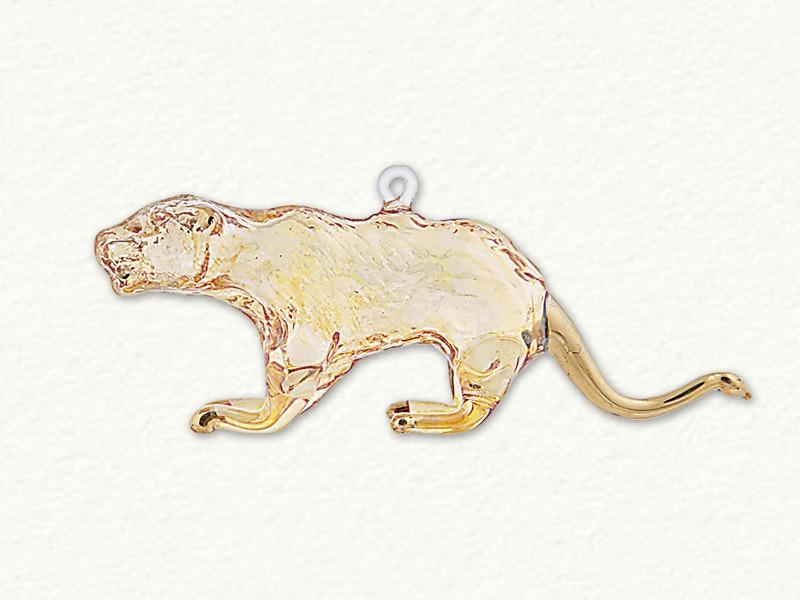 Small Ornament Cougar