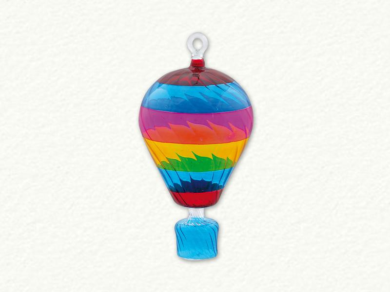 Small Hot Air Balloon Ornament