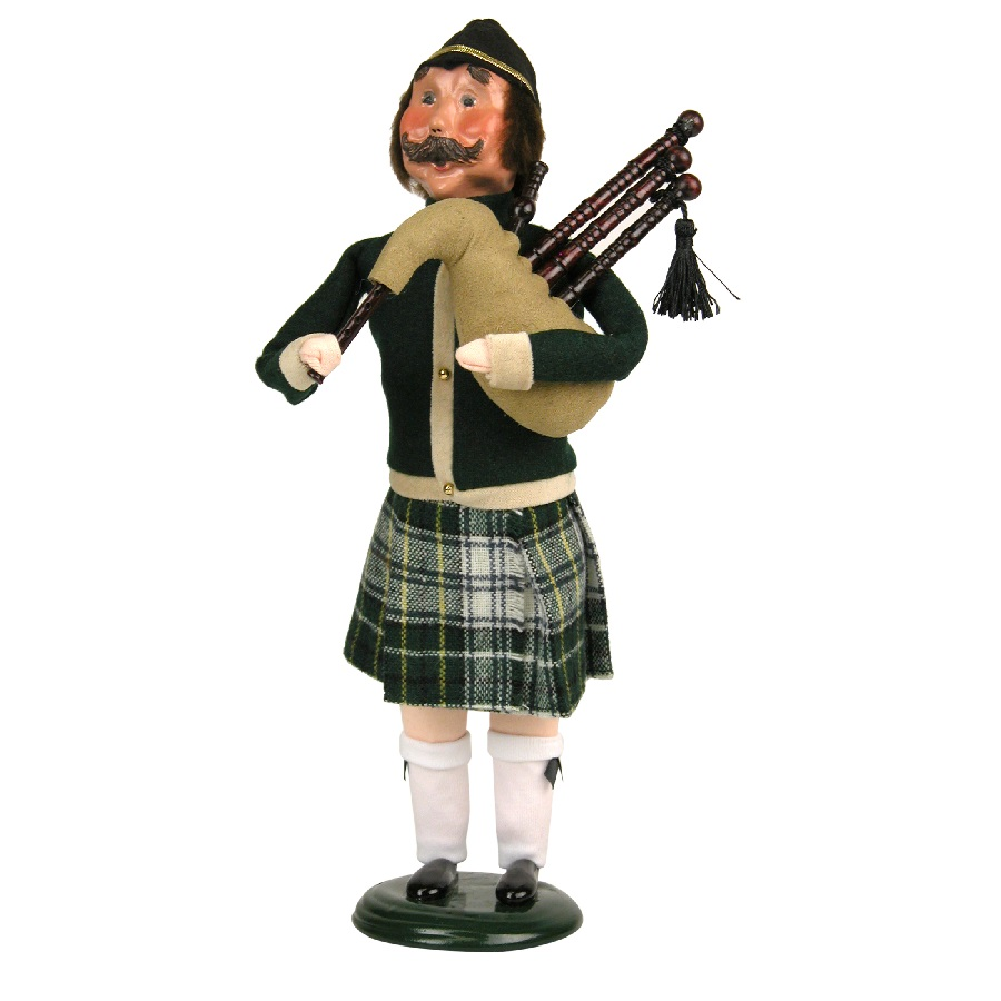 Byers Choice Ltd 741 Eleven Pipers Piping Twelve Days