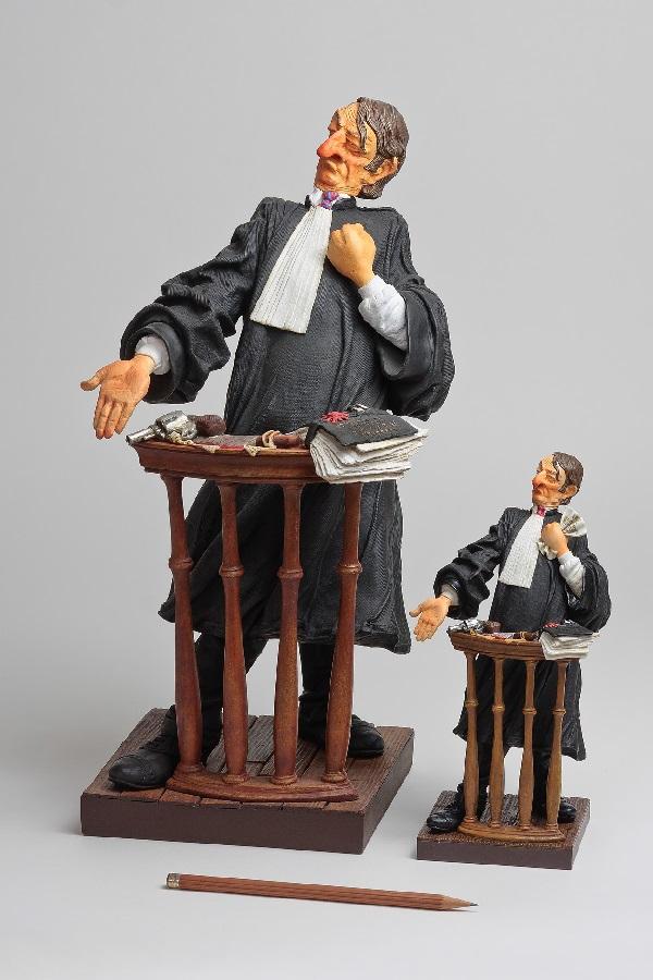 The Lawyer Mini