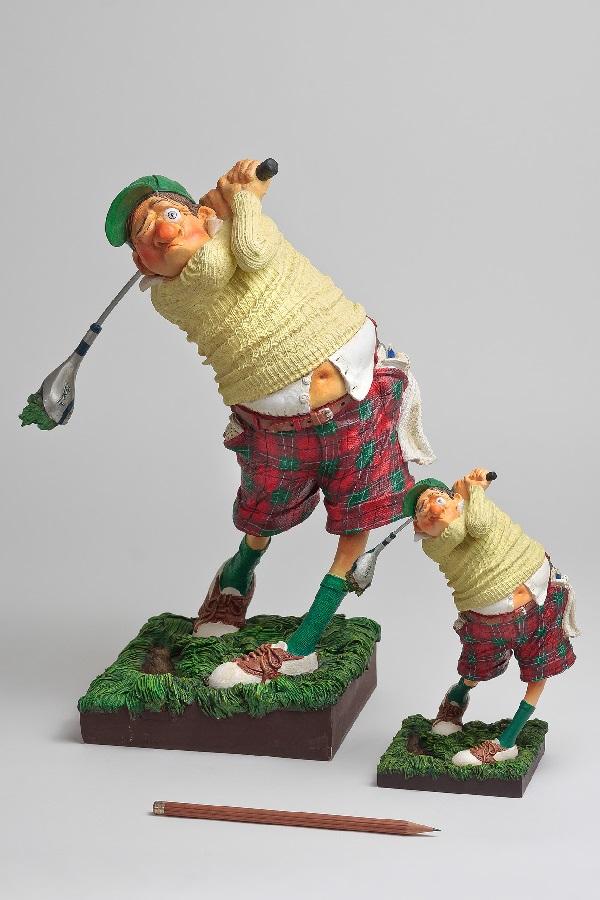 The Golfer Mini