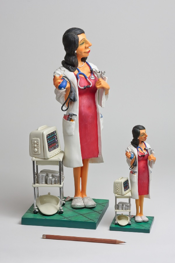The Lady Doctor Mini